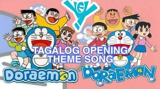 Yume wo Kanaete Doraemon Tagalog Opening Theme Song (Mahiwagang Bulsa) with Lyrics