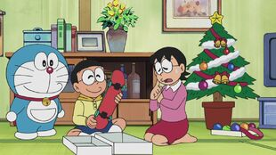 Doraemon Episode 823