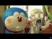 Nobita white with shock StandByMeDoraemon