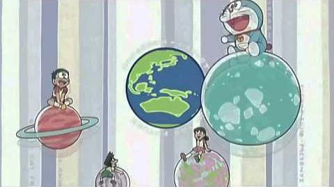 Doraemon Opening Latino Oficial 2005 HD