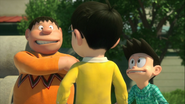 Stand by Me Doraemon Chapter 9 Gian and Suneo with Nobita