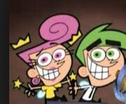Dora the explorer wanda and cosmo
