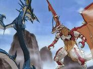 Kanopus faces off against Senkoukura