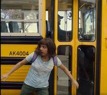 Dora(Movie) Stuck on Bus