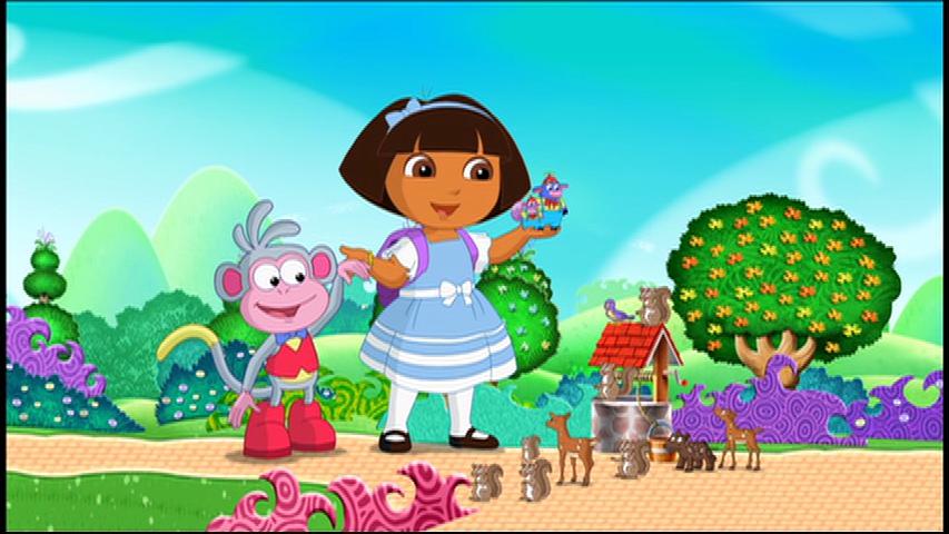 Dora In Wonderland | Dora the Explorer Wiki | FANDOM powered