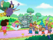 Witch scene