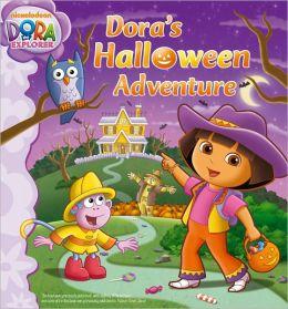 Image - DORA'S Halloween Adventure Book.jpg | Dora the Explorer ...