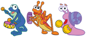 Dora-Fiesta-Trio-normal-stock-art