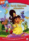 Dora the Explorer Dora's Fairytale Adventure DVD 1