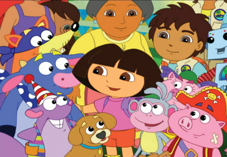 Dora S Big Birthday Adventure Dora The Explorer Wiki Fandom