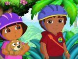 Dora & Perrito to the Rescue