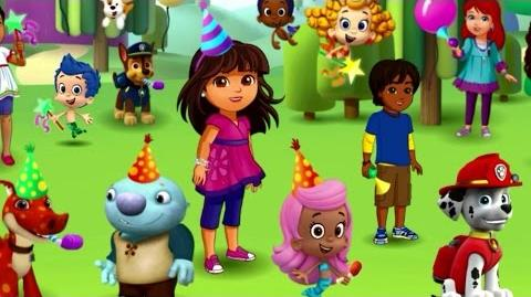 Dora The Explorer - Paw Patrol - Blaze Monster Games Full Episodes