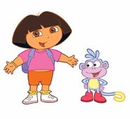 Dora-exploratrice