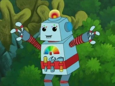 Roberto the Robot   Dora the Explorer Wiki   FANDOM powered