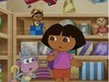 Dora's Jack-in-the-Box