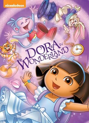 Dora-The-Explorer-Dora-In-Wonderland-DVD