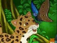 Noggin's Go Diego Go Baby Jaguar's butterfly pal