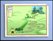 226 The Lost City Map