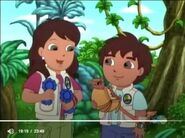 Go diego go diego and big sister alicia