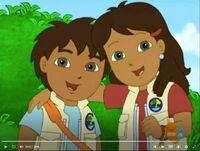 Go Diego Go Diego and Alicia