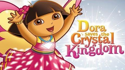 Dora The Explorer Dora Saves The Crystal Kingdom Full HD