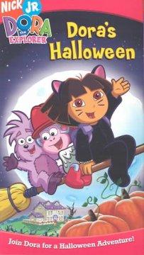 Dora-explorer-doras-halloween-vhs-cover-art
