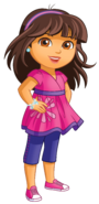Dora Transparent PNG