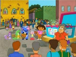 Dora, La Musico
