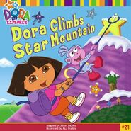 Dora Climbs Star Mountain Book
