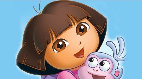 Dora The Explorer Color With Dora Full Movie Game HD