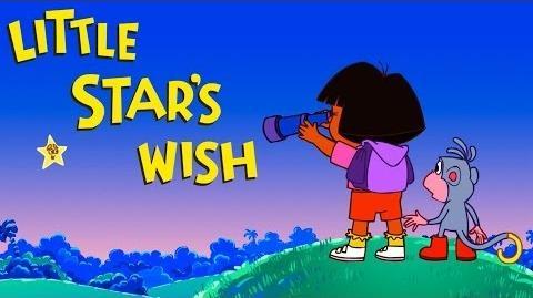 Dora The Explorer Little Star's Wish Full HD