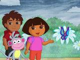 Dora's Animalito Adventure