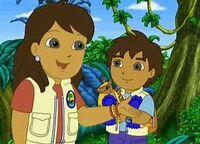 Go Diego Go Alicia and diego 234243