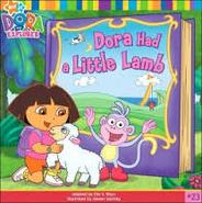 Dora Had A Little Lamb Book