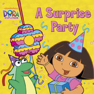 Dora-Isa-Surprise-Party-cover