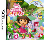 Dora's Big Birthday Adventure Ds Game