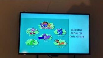 Dora the Explorer Credits School Pet