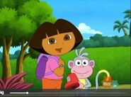 Dora and boots 123123