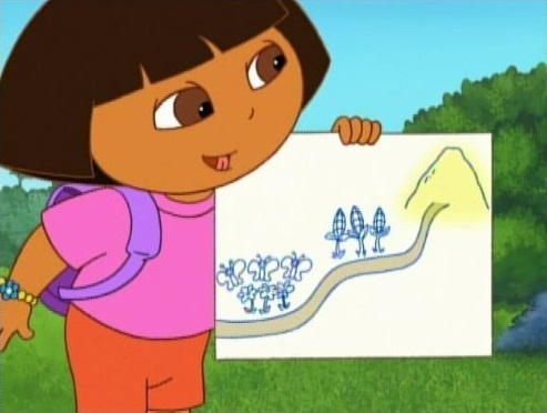 Lost Map | Dora the Explorer Wiki | FANDOM powered by Wikia Dora The Explorer Map Song on