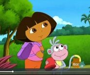 Dora and boots 2131111