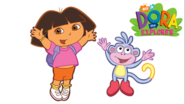 Dora and Boots 2003 Nickelodeon