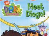 Meet Diego! (VHS)