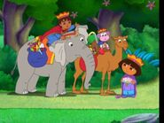 Looking For Dora's Horse
