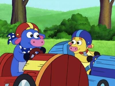 Benny's Big Race | Dora the Explorer Wiki | FANDOM powered