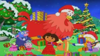 Image Doraschristmascarolpng Dora the Explorer Wiki FANDOM
