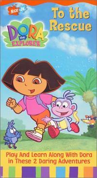 Dora-explorer-rescue-vhs-cover-art