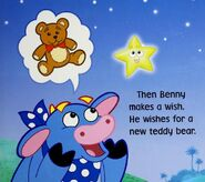 Dora-Benny-wish