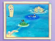 425 Dora Saves the Mermaids Map