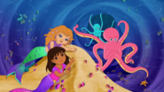 Dora & Friends Magical Mermaid Adventure Octopus Guards