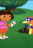 Swiper recieving letter